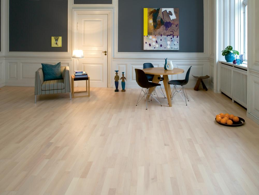 Faggio Nordic - Parquet Massello 2-Strip
